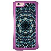 Capa Intelimix Velozz Roxa Apple iPhone 6 6S Mandala - AT72