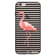 Capa My Capa Preta Apple iPhone 6 6s Flamingo - TP317