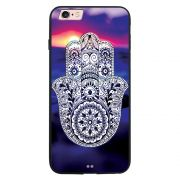 Capa My Capa Preta Apple iPhone 6 6s Hamsá - AT09