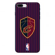 Capa para Celular - Apple iPhone 8 Plus - Clevelad Cavaliers - E06