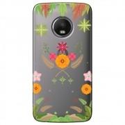 Capa para Celular Personalizada Motorola Moto G5 Plus - Primavera - PV04
