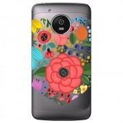 Capa para Celular Personalizada Motorola Moto G5 - Primavera - PV06