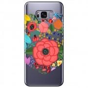 Capa Personalizada para Samsung Galaxy S8 G950 - Primavera - PV06