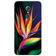 Capa Personalizada para Alcatel A7 - Flor - FL09