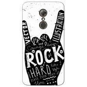 Capa Personalizada para Alcatel A7 - Rock n Roll - MU31