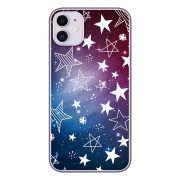 Capa Personalizada Apple iPhone 11 - Estrelas - ST02