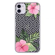 Capa Personalizada Apple iPhone 11 - Floral - FL25