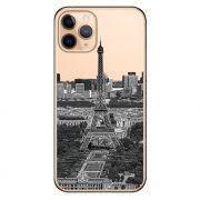 Capa Personalizada Apple iPhone 11 Pro Max - Torre Eiffel - MC13