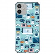 Capa Personalizada Apple iPhone 12 - Games - VT13