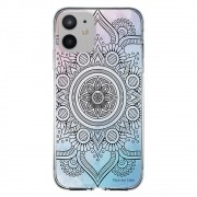 Capa Personalizada Apple iPhone 12 - Mandala - TP263