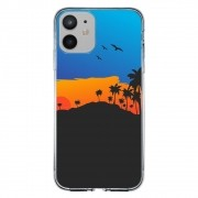 Capa Personalizada Apple iPhone 12 Mini - Por do Sol - TX81