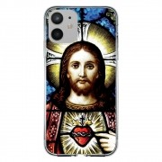 Capa Personalizada Apple iPhone 12 Mini - Religião - RE02