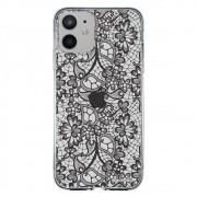 Capa Personalizada Apple iPhone 12 Mini - Rendas - TP299