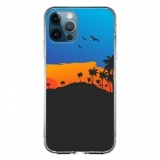 Capa Personalizada Apple iPhone 12 Pro Max - Por do Sol - TX81