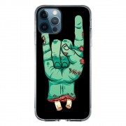 Capa Personalizada Apple iPhone 12 Pro Max - Rock'n Roll - AT06