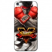Capa Personalizada para Apple iPhone 5 5S SE - Street Fighter Ryu - SF05
