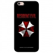 Capa Personalizada para Apple iPhone 6 6S - Resident Evil Umbrella Corporation - RD04