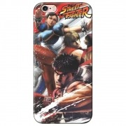 Capa Personalizada para Apple iPhone 6 6S - Street Fighter - SF02