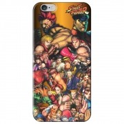 Capa Personalizada para Apple iPhone 6 Plus 6S plus - Street Fighter - SF04