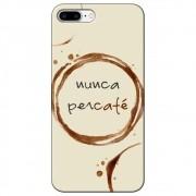Capa Personalizada para Apple iPhone 8 Plus - Café - AT96
