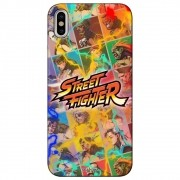 Capa Personalizada para Apple iPhone X - Street Fighter - SF03