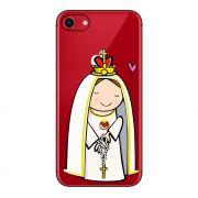 Capa Personalizada Apple iPhone SE 2020 - Nossa Senhora - TP353
