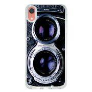 Capa Personalizada Apple iPhone XR Câmera - TX56
