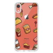 Capa Personalizada para Apple iPhone XR Food - TP105