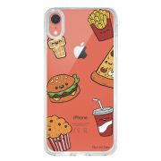 Capa Personalizada para Apple iPhone XR Food - TP106