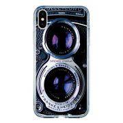 Capa Personalizada para Apple iPhone XS Câmera - TX56