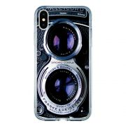 Capa Personalizada Apple iPhone XS Câmera - TX56
