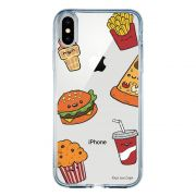 Capa Personalizada para Apple iPhone XS Food - TP106