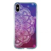 Capa Personalizada para Apple iPhone XS Mandala - AT80