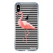 Capa Personalizada para Apple iPhone XS Max Flamingo - TP317