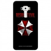Capa Personalizada para Asus Zenfone 3 5.5 ZE552KL Resident Evil Umbrella Corporation - RD04