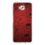 Capa Personalizada para Asus Zenfone 4 Selfie Lite ZB553KL Love - LV06