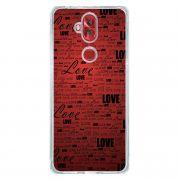 Capa Personalizada para Asus Zenfone 5 Selfie Pro ZC600KL Love - LV06