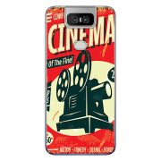 Capa Personalizada Asus Zenfone 6 ZS630KL - Cinema - VT08