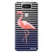 Capa Personalizada Asus Zenfone 6 ZS630KL - Flamingos - TP317
