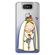 Capa Personalizada Asus Zenfone 6 ZS630KL - Nossa Senhora - TP353