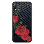 Capa Personalizada Asus Zenfone Max Plus (M2) - Floral - FL32