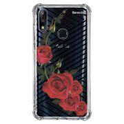 Capa Personalizada Asus Zenfone Max Pro (M2) ZB631KL - Floral - FL32