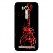 Capa Personalizada para Asus Zenfone GO Live 5.5 ZB551KL Guitarra - MU11