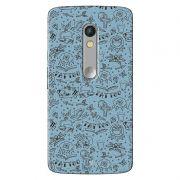 Capa Personalizada Exclusiva Motorola Moto X Play XT1563 - VT17