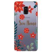 Capa Personalizada Galaxy A8 2018 - NM14