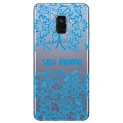 Capa Personalizada Galaxy A8 2018 Plus - NM16