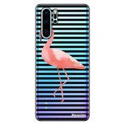 Capa Personalizada Huawei P30 Pro - Flamingos - TP317