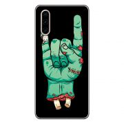 Capa Personalizada Huawei P30 - Rock'n Roll - AT06