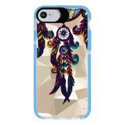 Capa Personalizada Intelimix Intelishock Azul Apple iPhone 7 - Filtro dos Sonhos - AT23