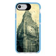 Capa Personalizada Intelimix Intelishock Azul Apple iPhone 7 - London - CD18